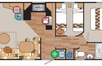 example of a 6 berth layout